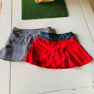 Nike skirts